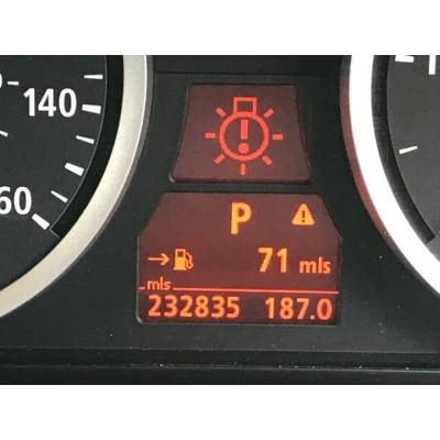 BARA FATA BMW 530