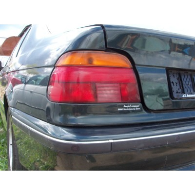 Tripla stanga spate BMW 530D 2001